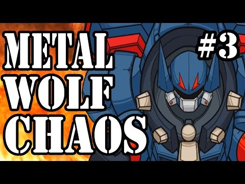 Super Best Friends Play Metal Wolf Chaos (Part 3)