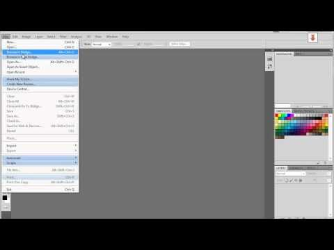 Photoshop CS5 Tips & Tricks: WorkSpace