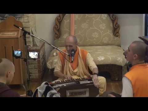 Чайтанья Чаритамрита Ади 7.114 - Бхакти Ананта Кришна Госвами