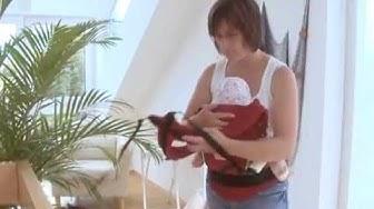 Manduca Babytrage Anleitung