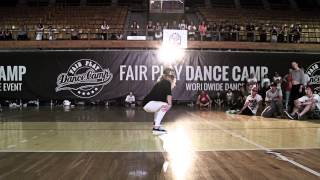 Laure Courtellemont | Gone by The Weeknd | Fair Play Dance Camp 2014