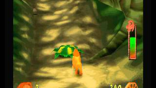 The Lion King: Simba's Mighty Adventure - Level 4: Old Friends (improved quality)