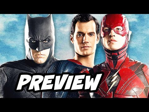 Justice League Batman Preview with Director Matt Reeves