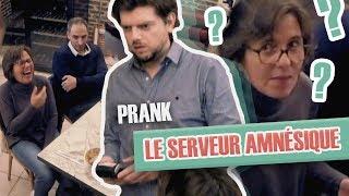 Pranque : Le serveur amnésique