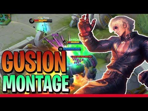 INSANE GUSION MONTAGE