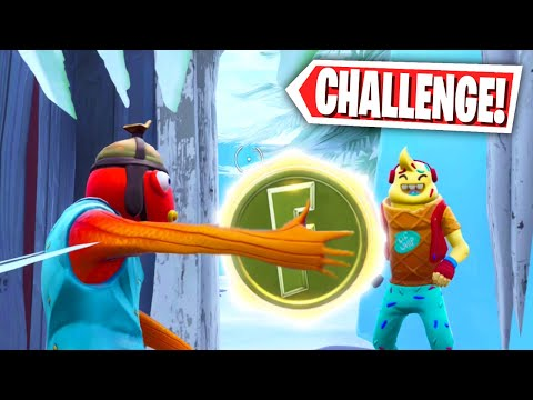 COLLECT THE COIN CHALLENGE PARKOUR MAP! (Fortnite Creative Mode)