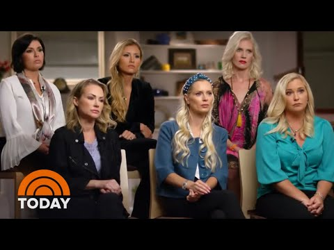 Jeffrey Epstein Accusers Detail Abuse In NBC News Exclusive | TODAY