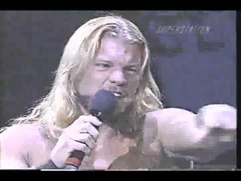 Chris Jericho Y2J The Conspiracy Victim - WCW Nitro