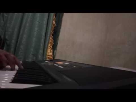 Anyer 10 maret belajar keyboard |slank|pemula