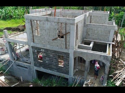 VILLA FELIZ - EPISODE 129: PROPER PREPARATION (House Building in the Philippines)