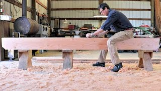 Turning Trees Into Boards