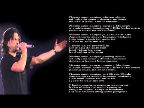 Aca Lukas - Plavi slon - (Audio - Live 1999)