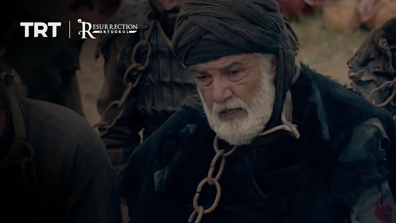 Turgut saves Suleyman Shah and his family