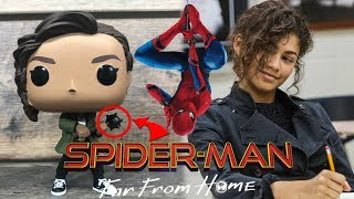 Zendaya's Peculiar Involvement Within Spider-Man: Far From Home (Mary Jane Analysis & Discussion)