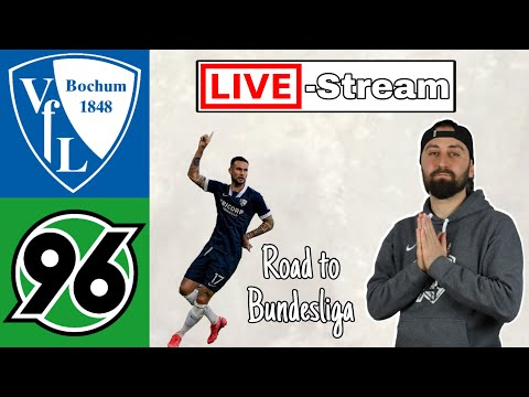 VfL Bochum vs Hannover 96 Live-Stream (Match-Reaction)