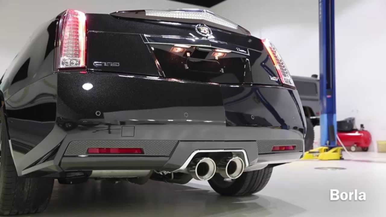 Cts V Coupe Borla Exhaust Youtube HD Wallpapers Download free images and photos [musssic.tk]