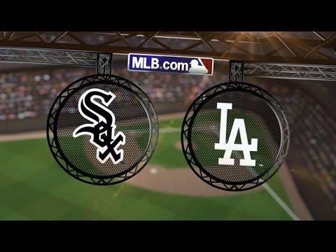 6/4/14: Garcia, Dunn homer in White Sox's 2-1 win