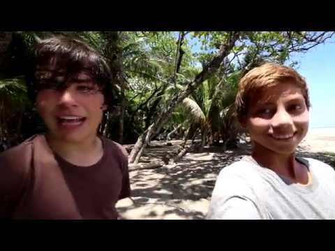 Alec in WILDerland Learns Surfing from Atua