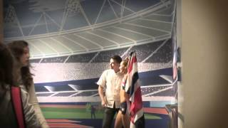 ТИМАТИ и Григорий Лепс ''Лондон'' 2012 not official video)