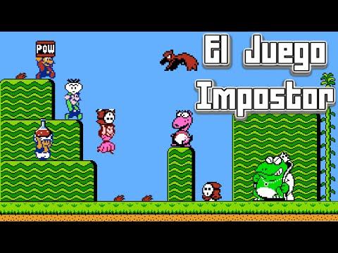 Super Mario Bros. 2: El Juego Impostor (USA): En el episodio de hoy daremos un vistazo a Super Mario Bros. 2, conocido como el juego Impostor.  ¿Preparado para descubrir su increíble historia?   No te olvides de ver los demás episodios de las crónicas de Mario!  Episodio 1: https://www.youtube.com/watch?v=E7N26cAEQcg  Episodio 2: https://www.youtube.com/watch?v=cd5jU7IpQOM&index=5&list=PLHySkP5mjsQRHz-8tAI0tkAbUGq-wTSke  Visitame en Facebook: https://www.facebook.com/PepeElMagoo  ¡No te olvides de suscribirte al canal para no perderte ningún video! http://goo.gl/0u862w  ¡No soy dueño de NADA que tenga derechos de autor en este vídeo! ¡Por favor apoyemos a los autores originales!  Contacto: contactopepeelmago@gmail.com