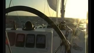 Lagoon 620 @ 27.7 knots