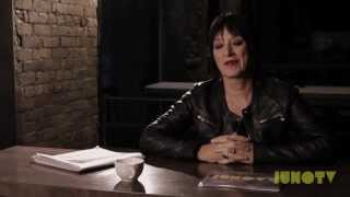 Carole Pope from Rough Trade Interview (2013) with JUNO TV