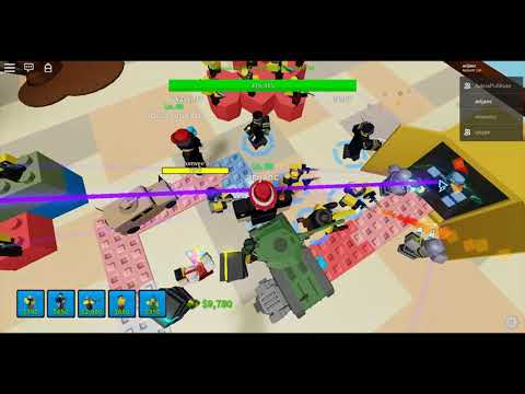 Just Gameplay Of TDS