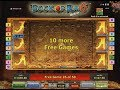 Book of Ra deluxe - Free games BIG WIN! - YouTube