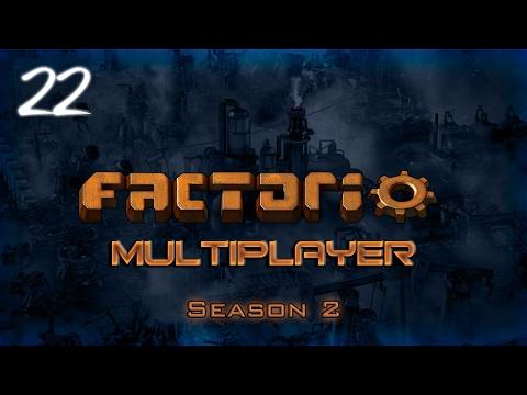 Factorio (S2E22) (ft. Northernlion, MichaelalFox, AlpacaPatrol & Last Grey Wolf)