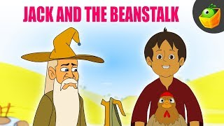 Jack and the Beanstalk | Fairy Tales | Tamil Stories for Kids