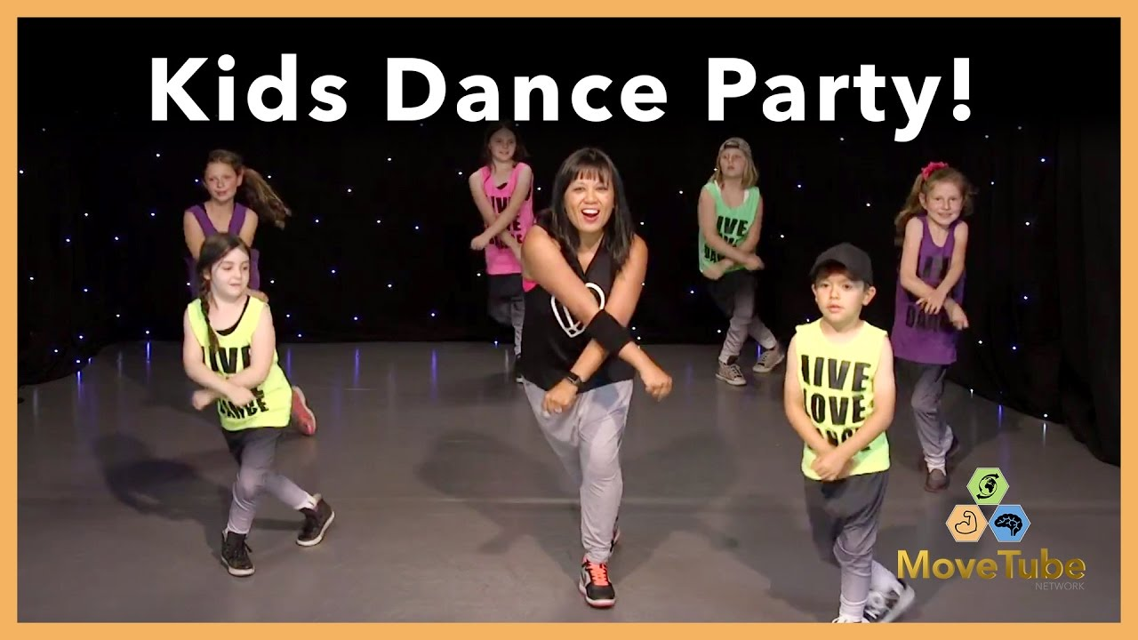 e24f0f75d Kids Learn a Dance to