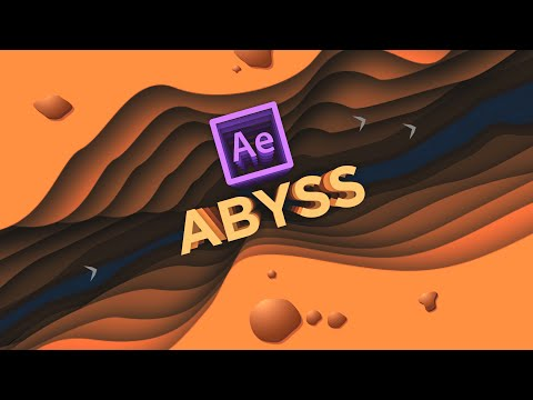 Abyss animation - After Effects tutorial