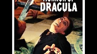 Dracula (Horror Of Dracula) 1958 Movie Review