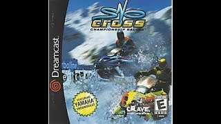 DREAMCAST NTSC GAMES: Sno-Cross Championship Racing