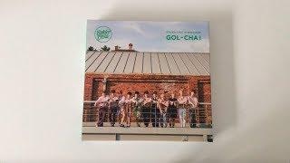♡Unboxing Golden Child 골든차일드 1st Mini Album Gol-Cha! 골차!♡