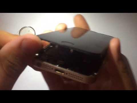 IPhone 5s не работает Touch ID ремонт своими руками