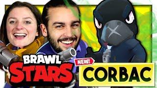 ON JOUE AVEC CORBAC ! (BRAWLER LÉGENDAIRE)   BRAWL STARS CO-OP FR