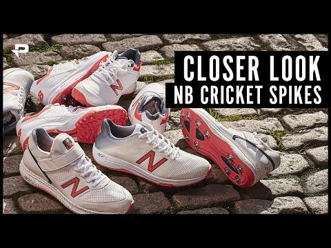 Haz un experimento dos leninismo  New Balance 2019 Cricket Shoes - Closer Look - YouTube