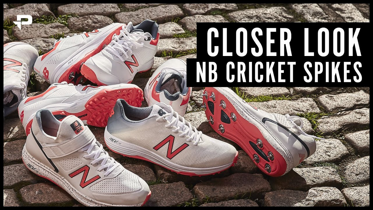 712dca7a4add6 New Balance 2019 Cricket Shoes - Closer Look - YouTube