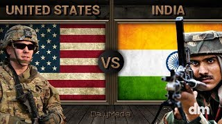 United States vs India - Army/Military Power Comparison 2018