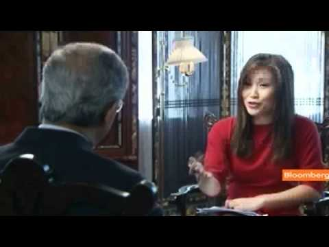 Citigroup's Pandit on Asia, Europe Debt Crisis, Banks