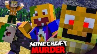 MAUDADOS HINTERHÄLTIGE FALLE ✪ Minecraft MURDER