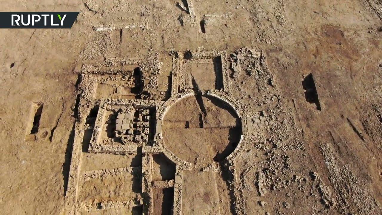 اكتشاف مجمع روماني كبير فريد من نوعه في بريطانيا  - نشر قبل 3 ساعة