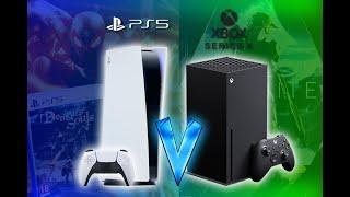 PLAYSTATION 5 vs XBOX SERIES X | ¿Quién Ganaría? | EPIC VERSUS 🎮