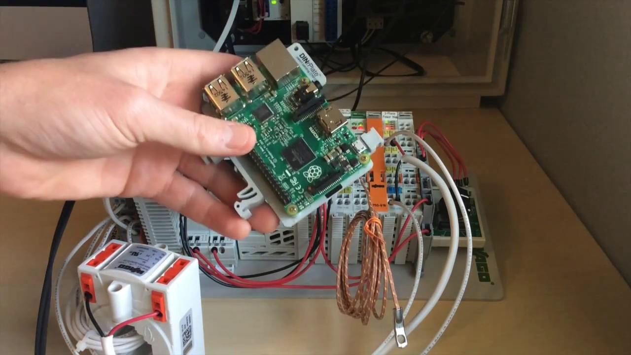WAGO Remote IO with Node Red on Raspberry Pi