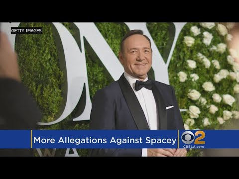 Son Of Richard Dreyfuss Says He Was Groped By Kevin Spacey