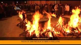 FESTA DI SAN NICOLA DI BARI A POLLUTRI