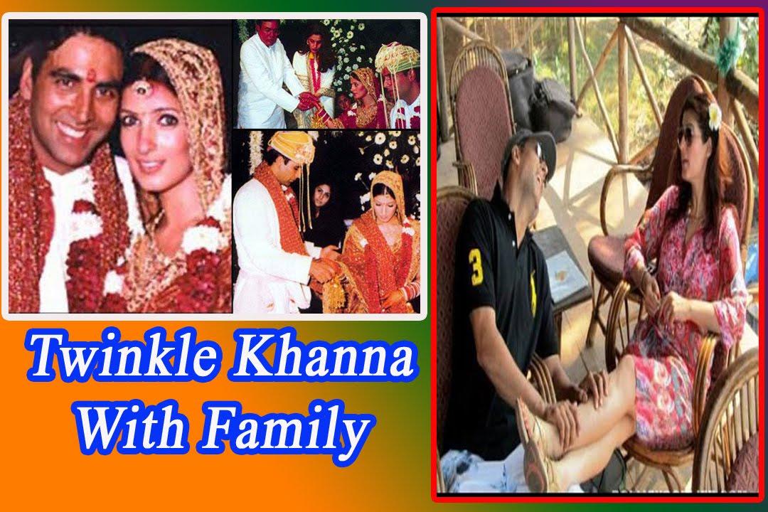 Twinkle Khanna Kids Twinkle Khanna ...