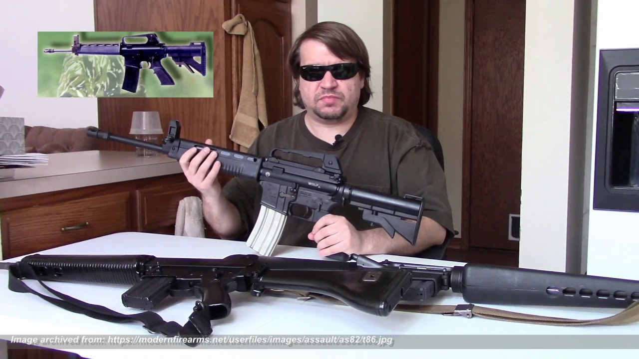 Wolf A1 T91 Upper On Colt AR15 Lower Review - Wolf A1 Carbine to Repro T91  Project