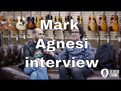 Mark Agnesi interview - Norman's Rare Guitars